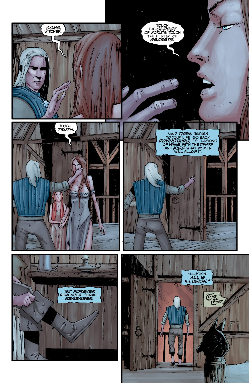 Read online The Witcher Omnibus comic -  Issue # TPB (Part 3) - 46
