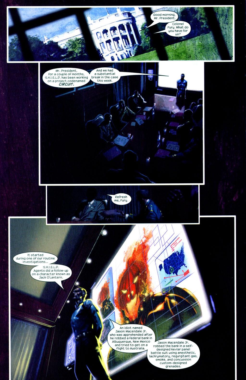 Read online Secret War comic -  Issue #1 - 20