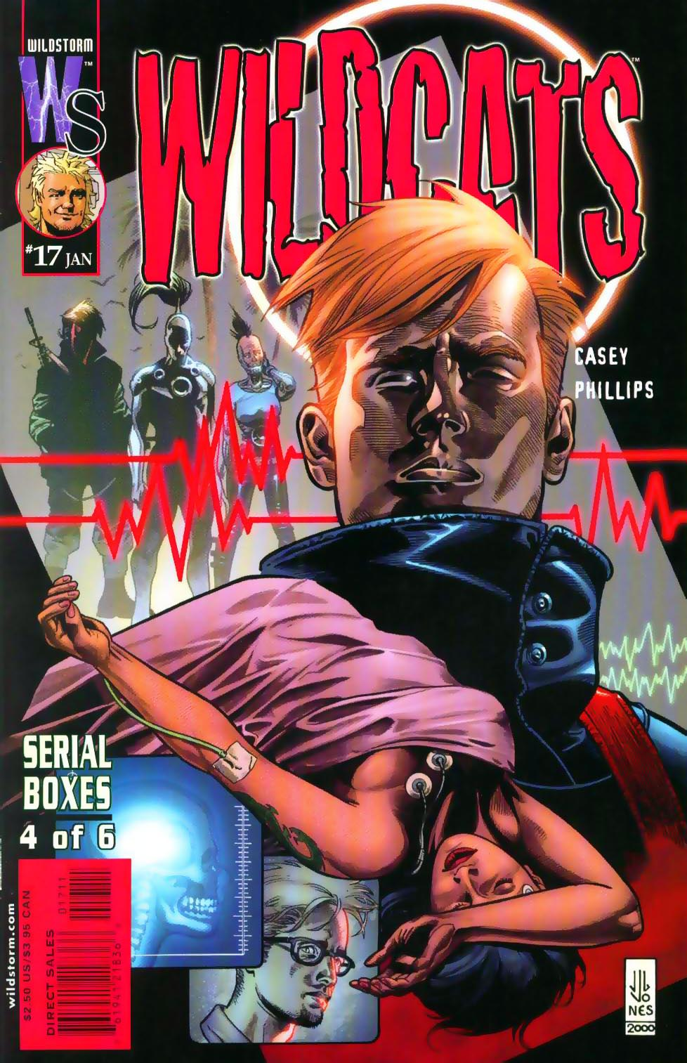 Wildcats (1999) Issue #17 #18 - English 1