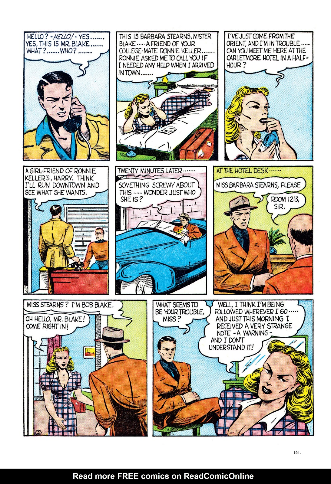 Read online The Bill Everett Archives comic -  Issue # TPB 1 (Part 2) - 60
