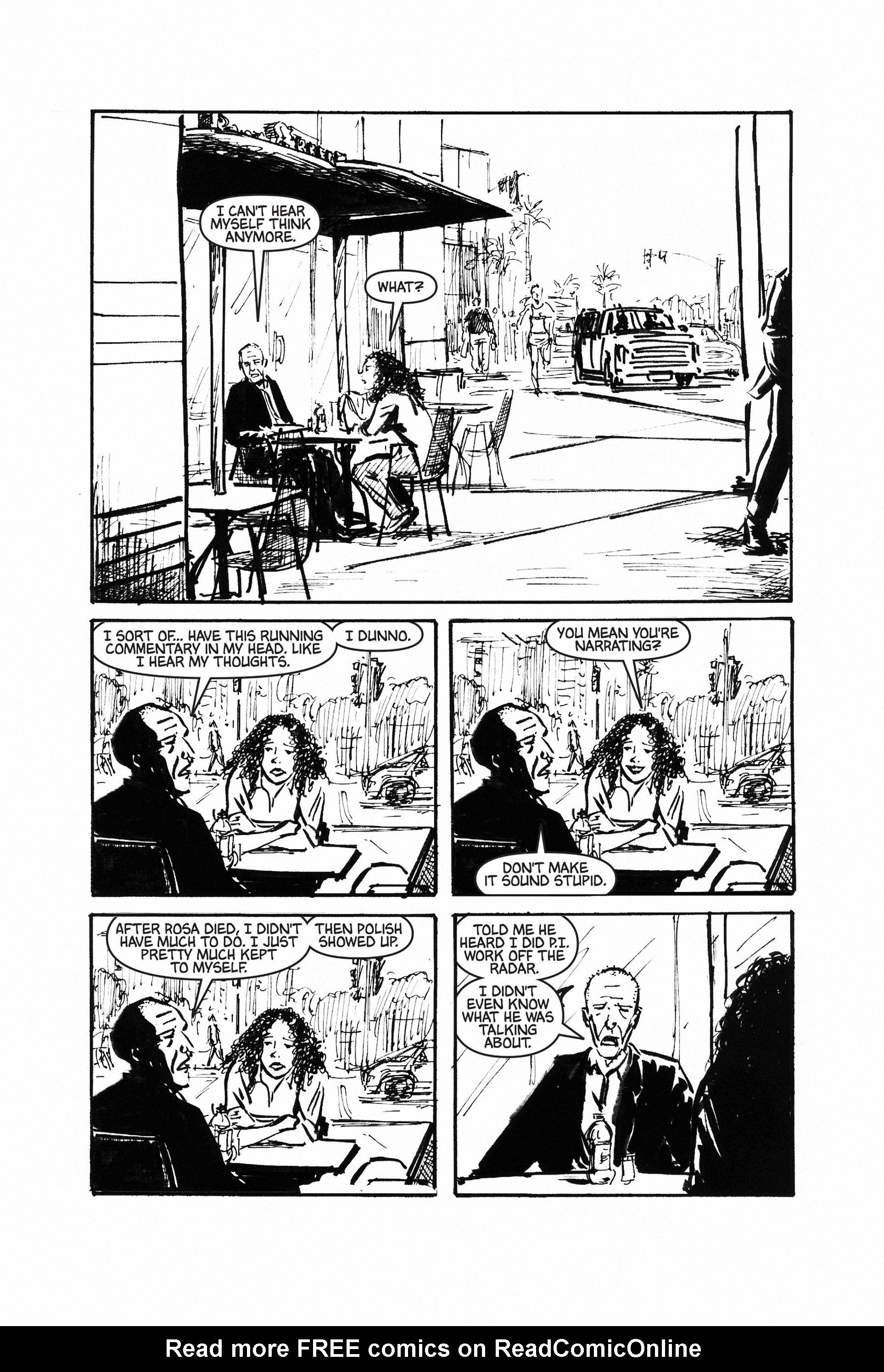 Read online Tumor comic -  Issue # TPB - 153