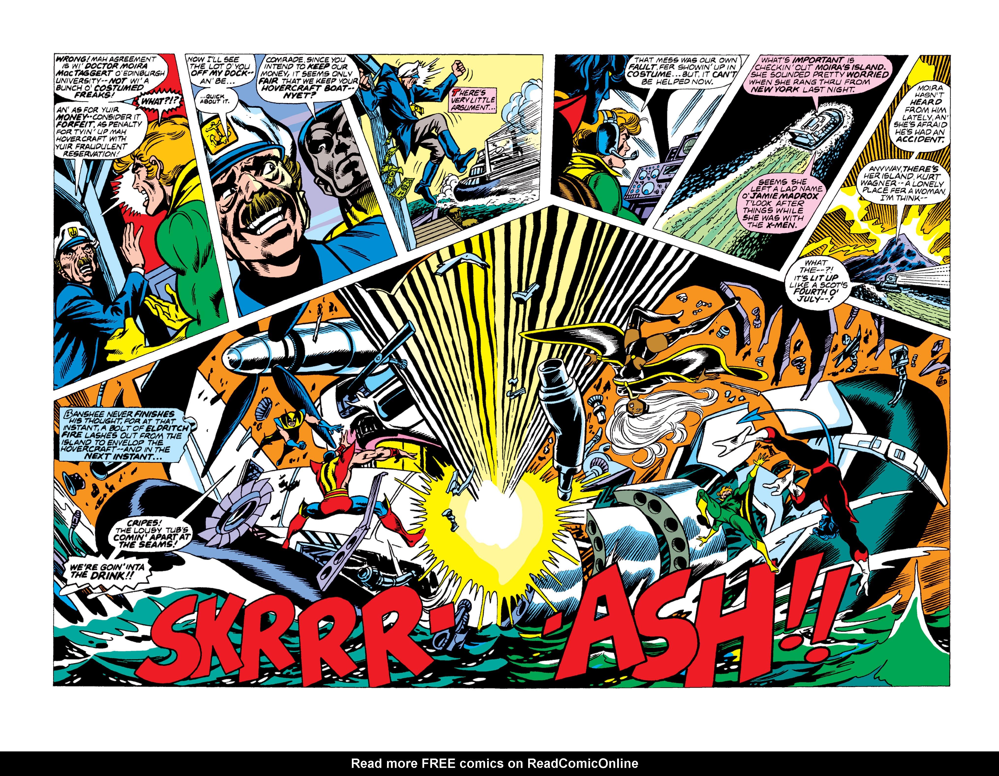 Read online Uncanny X-Men (1963) comic -  Issue #104 - 3