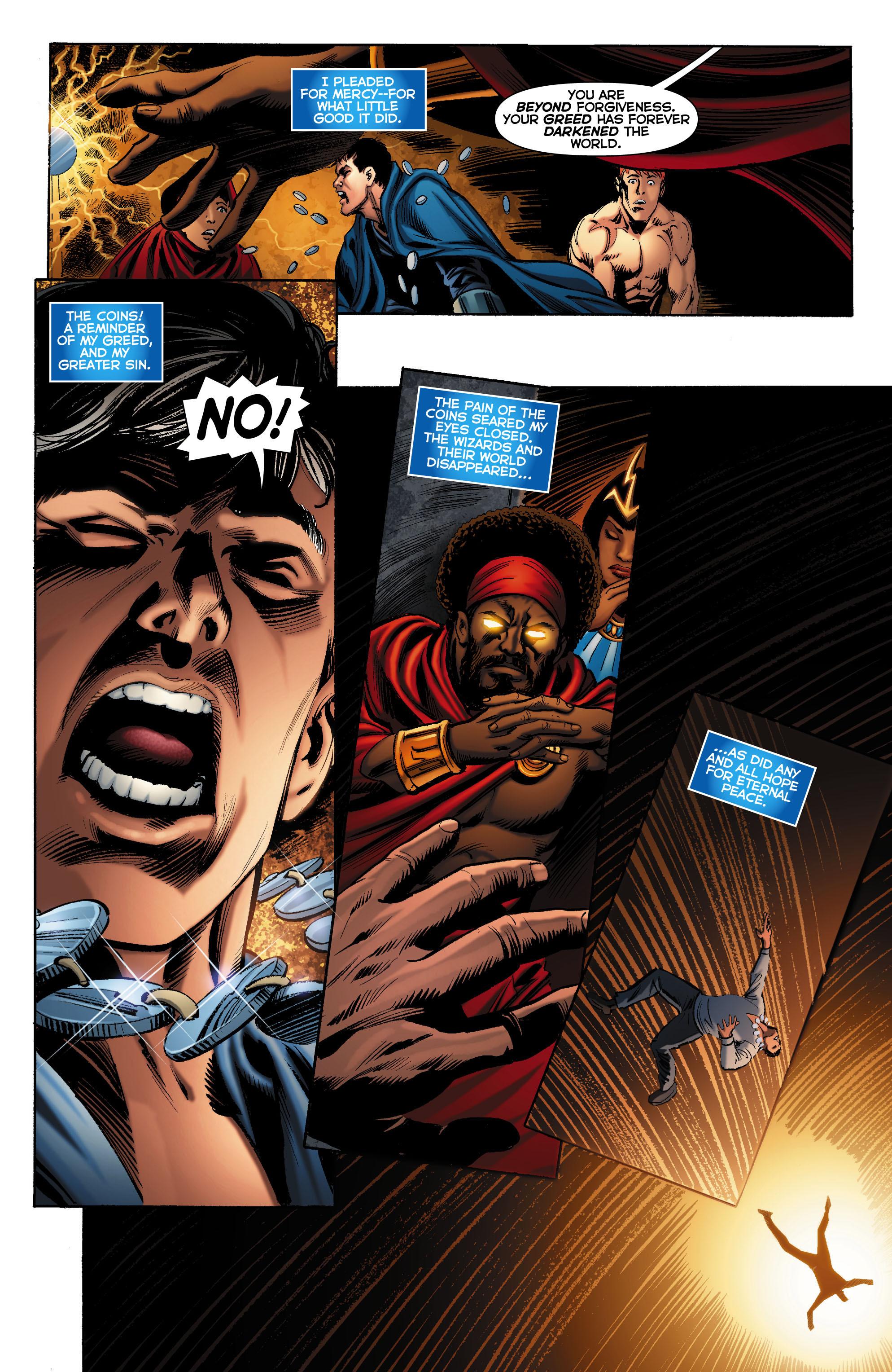 Read online Trinity of Sin: The Phantom Stranger comic -  Issue #0 - 6