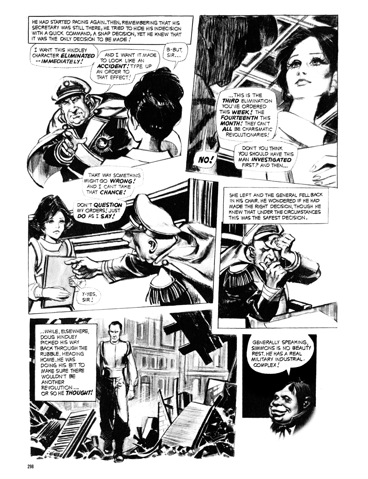 Read online Eerie Archives comic -  Issue # TPB 8 - 299
