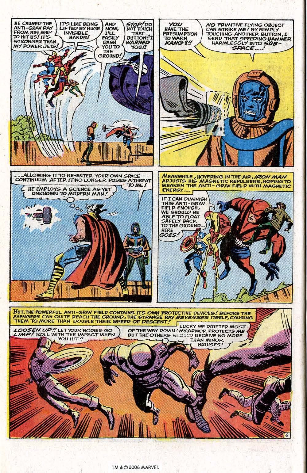 The Avengers (1963) _Annual_5 Page 7