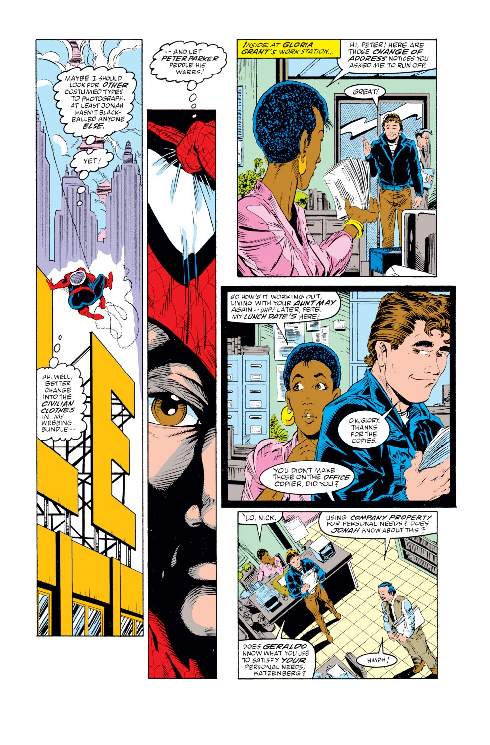 The Amazing Spider-Man (1963) 316 Page 8