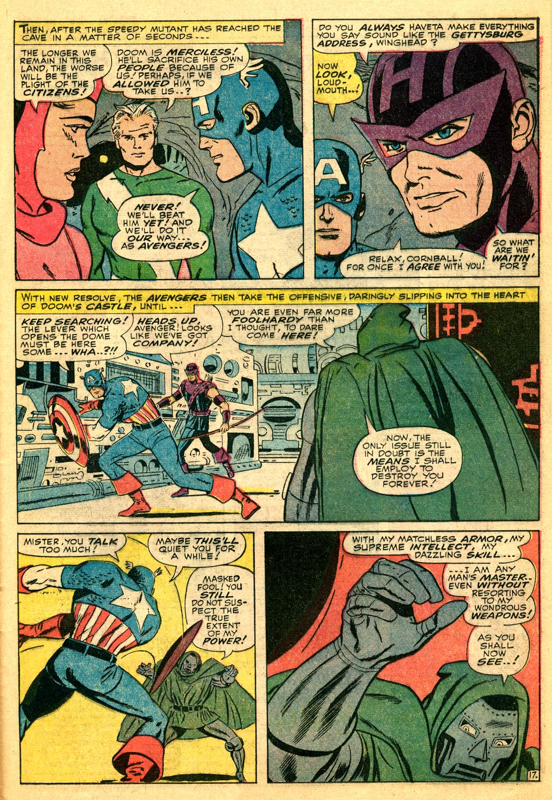 The Avengers (1963) 25 Page 23