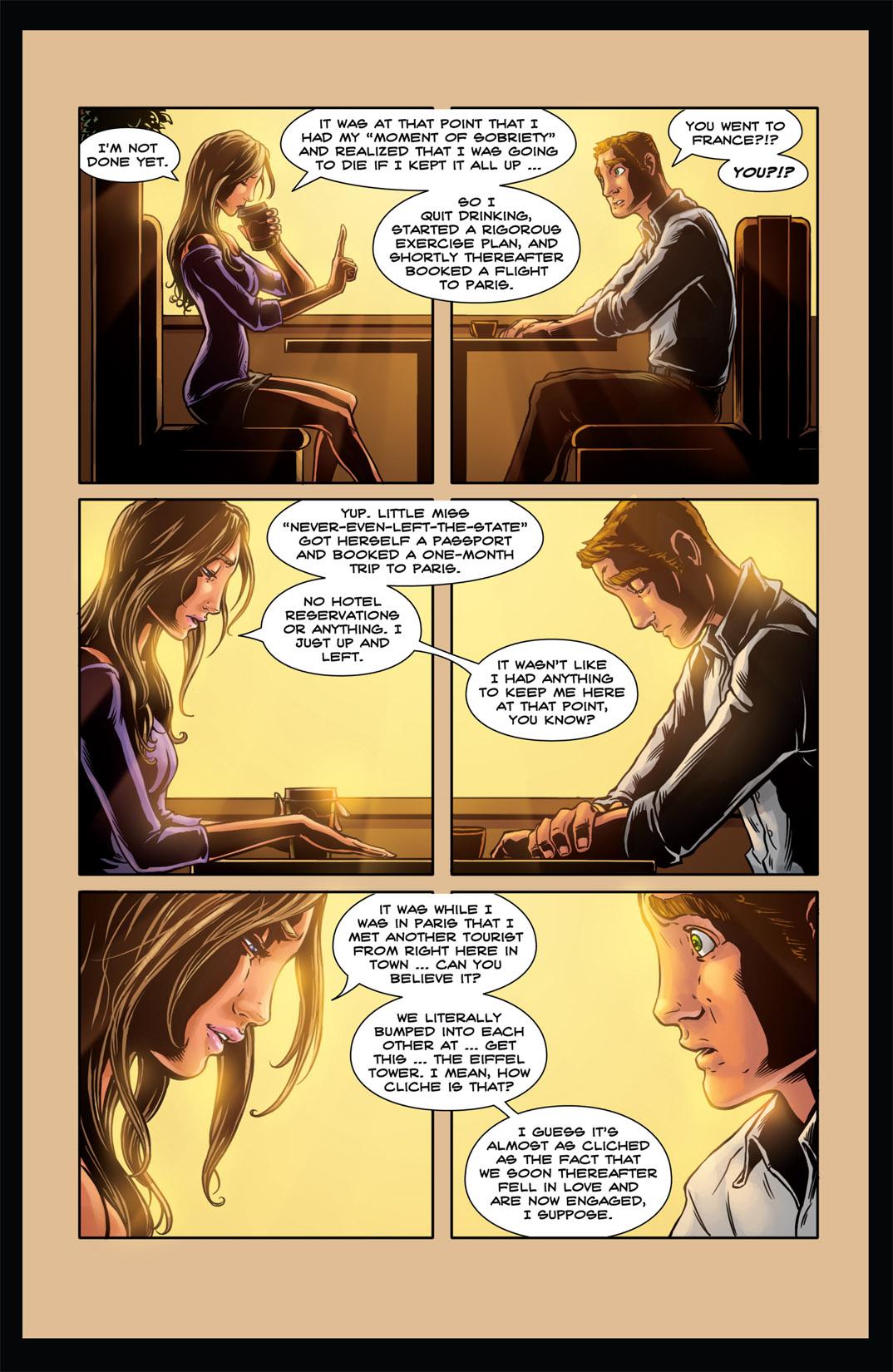 Read online Nightmare World comic -  Issue # Vol. 1 Thirteen Tales of Terror - 120