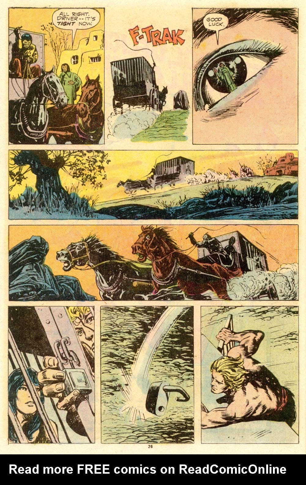 Read online Adventures on the Planet of the Apes comic -  Issue #8 - 16