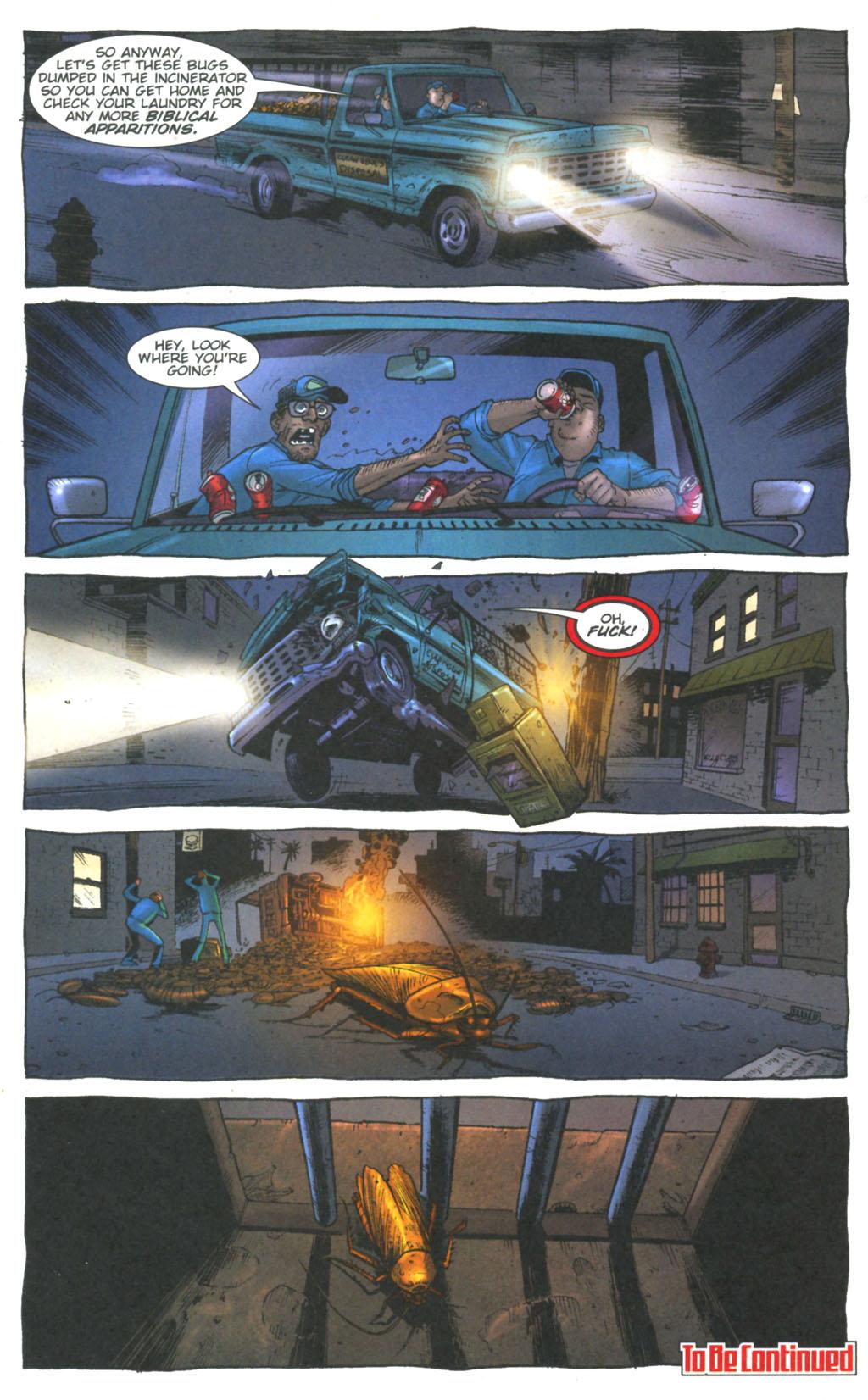 Read online The Exterminators comic -  Issue #6 - 24