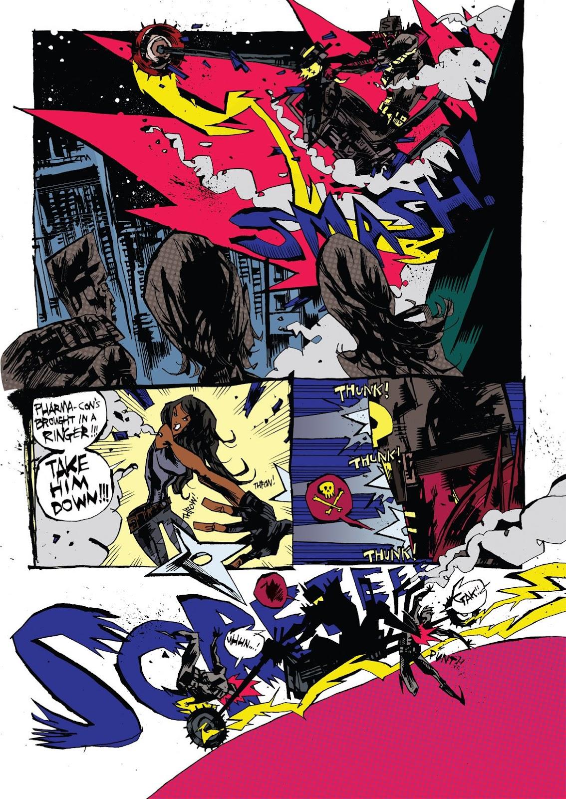Read online Marijuanaman comic -  Issue # Full - 14