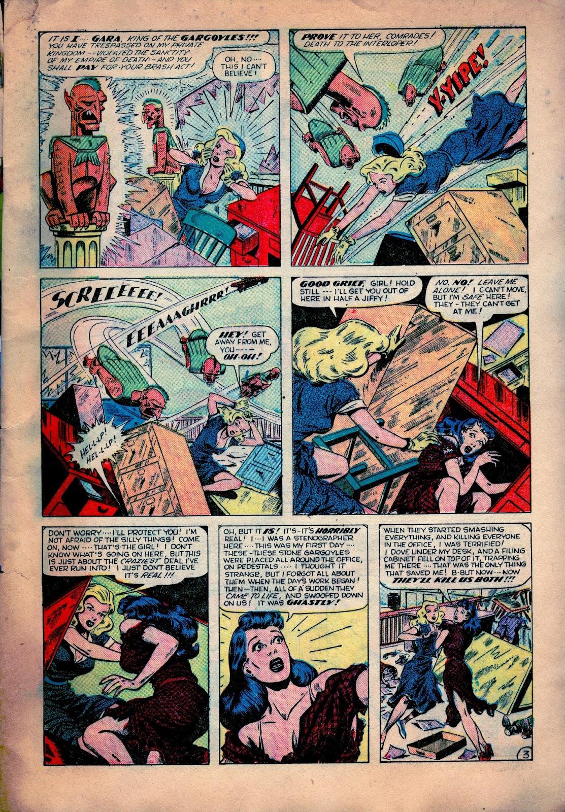 Venus (1948) issue 16 - Page 7