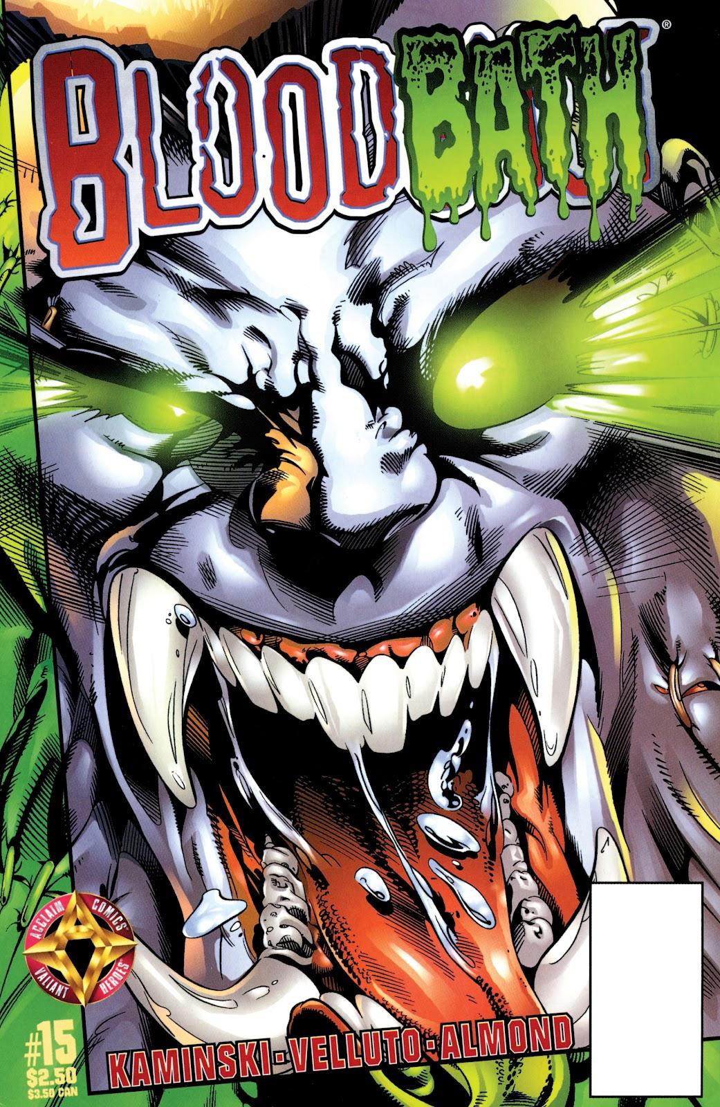 Bloodshot (1997) issue 15 - Page 1