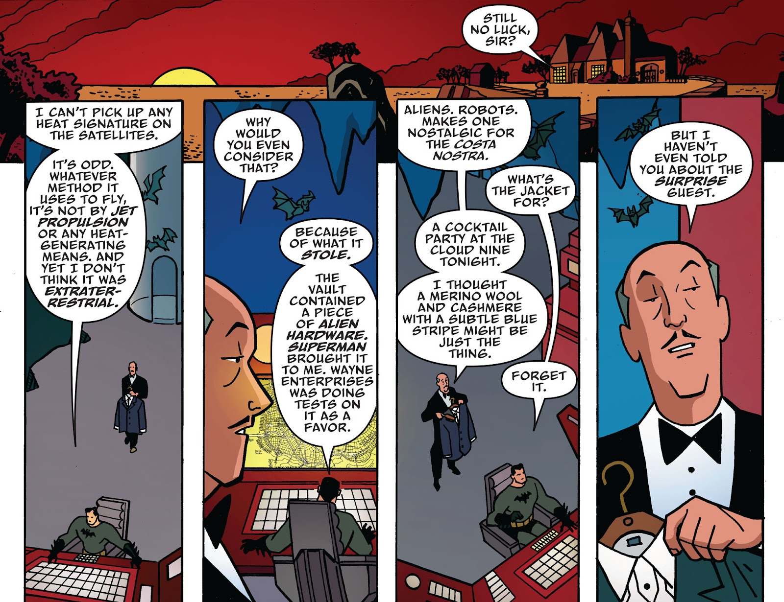 Batman: The Adventures Continue issue 1 - Page 15