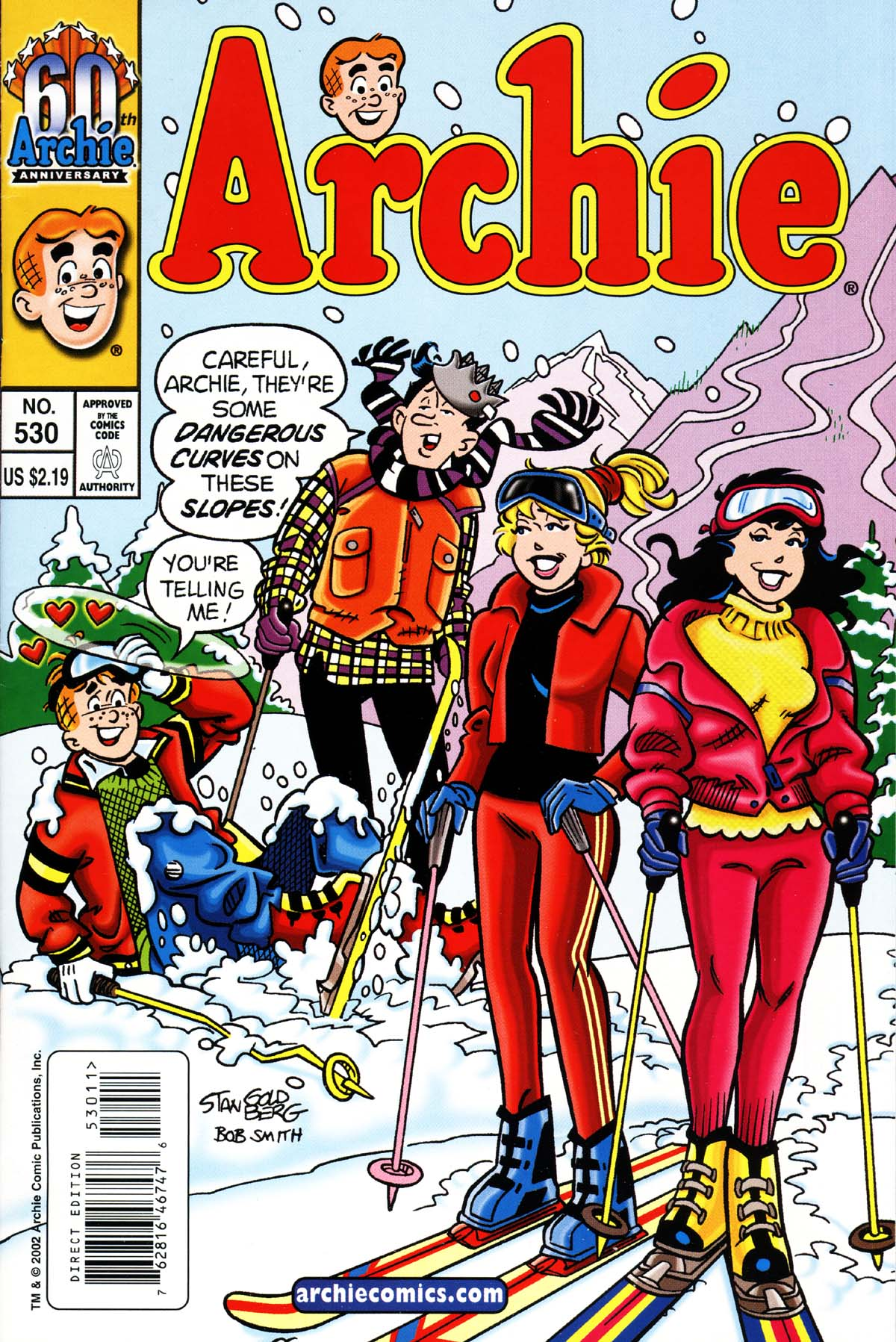 Read online Archie (1960) comic -  Issue #530 - 1
