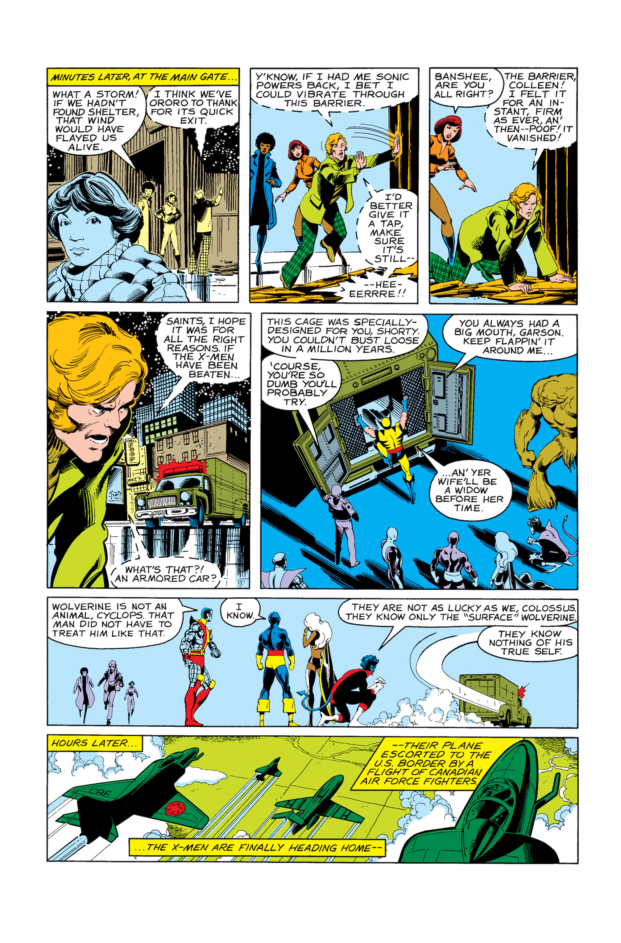 Uncanny X-Men (1963) 121 Page 16