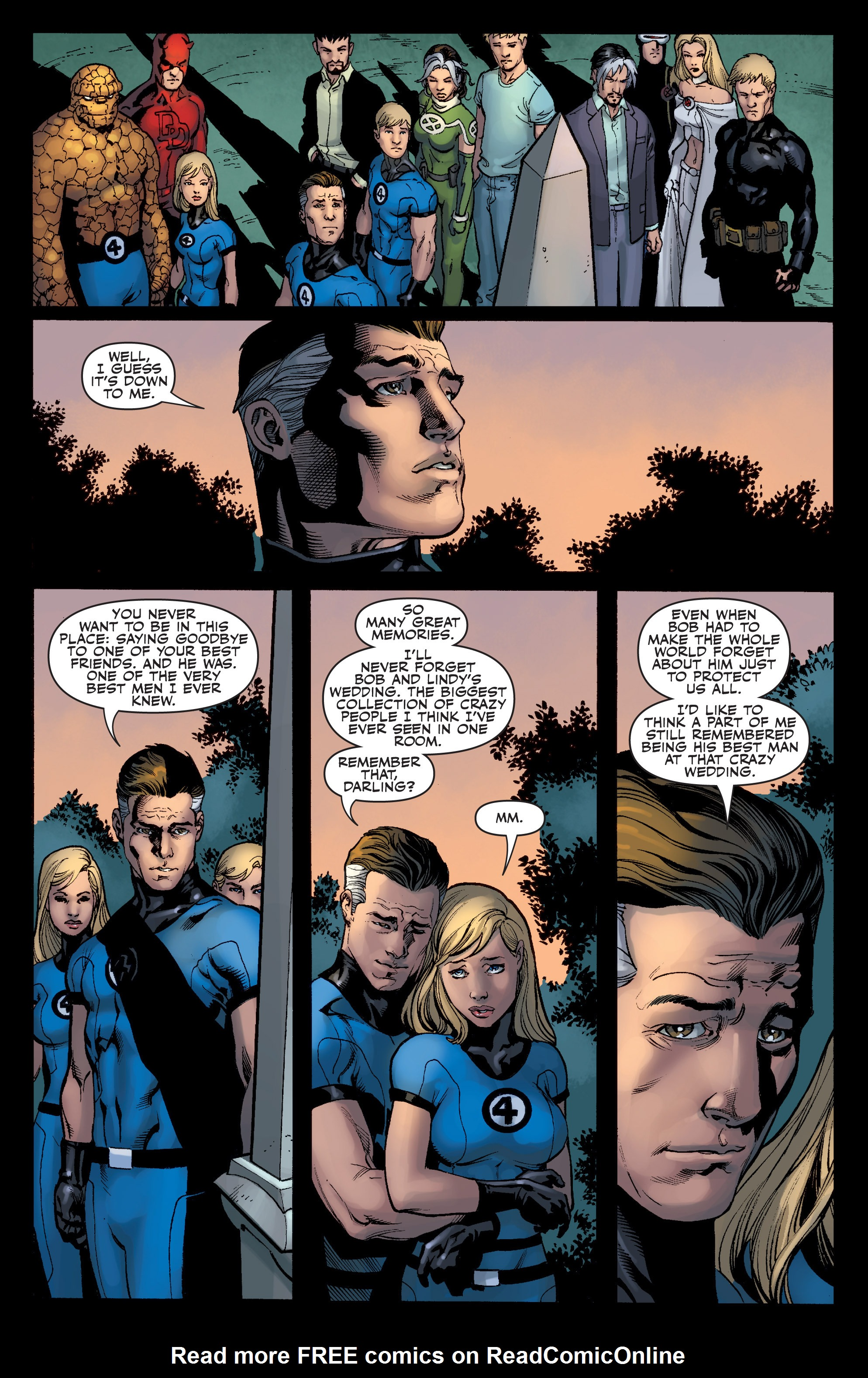 Read online Sentry: Fallen Sun comic -  Issue # Full - 22