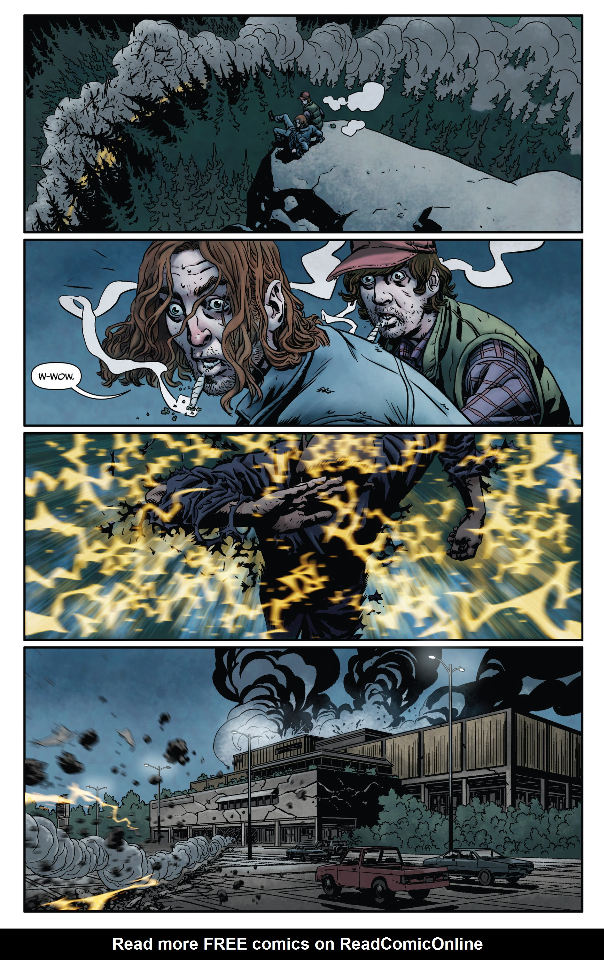 Read online Skullkickers comic -  Issue #26 - 27