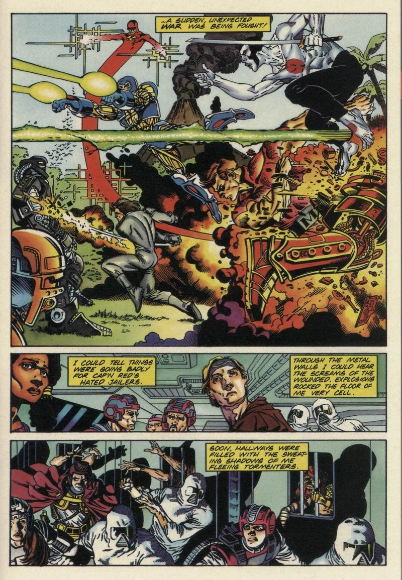 Read online Turok, Dinosaur Hunter (1993) comic -  Issue #13 - 14