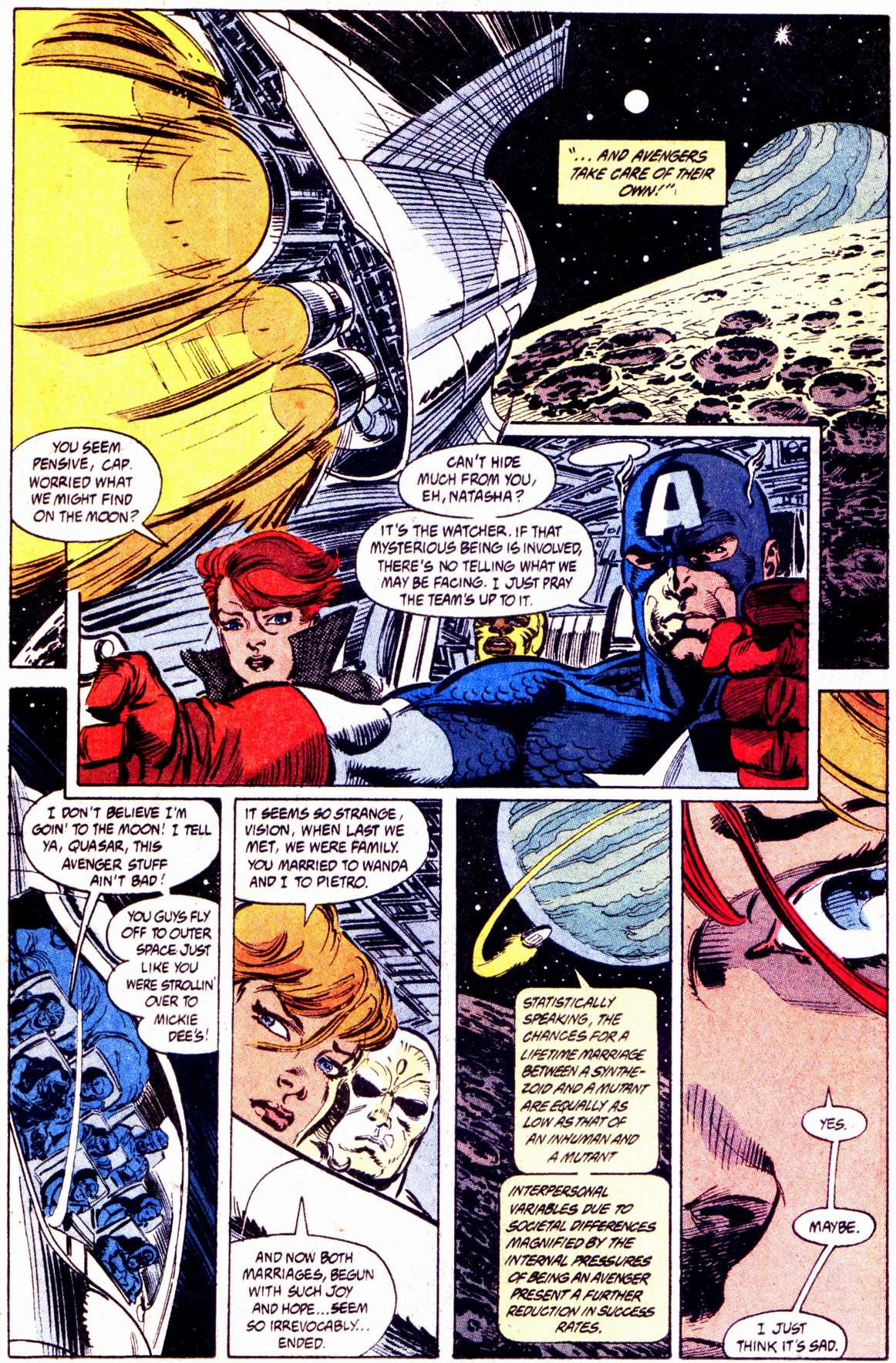 The Avengers (1963) 334 Page 9