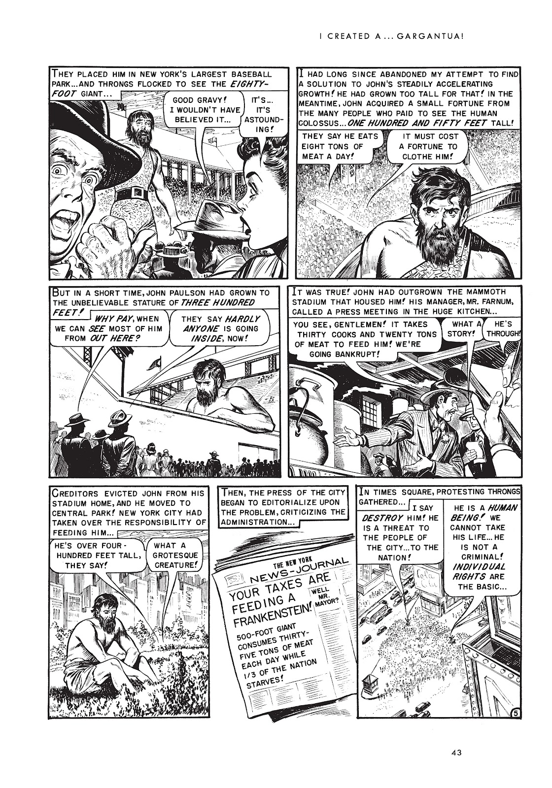 Read online The Martian Monster and Other Stories comic -  Issue # TPB (Part 1) - 58