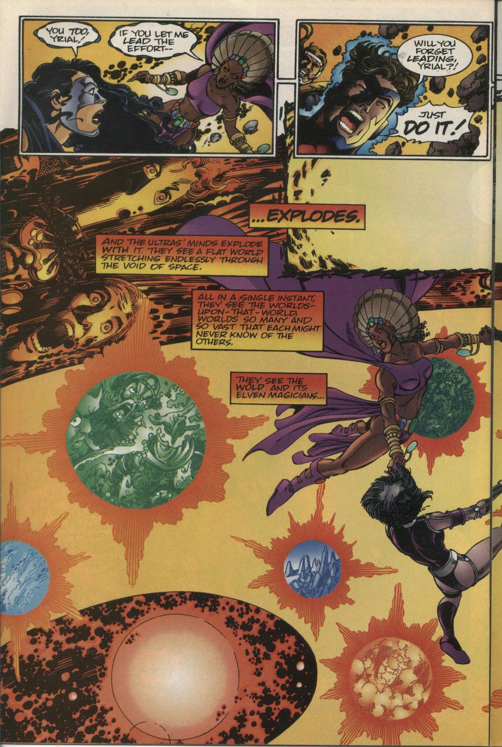 Read online Break-Thru comic -  Issue #2 - 29