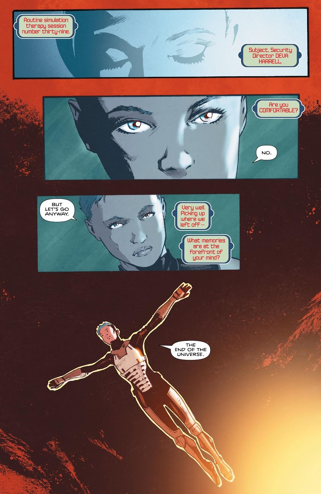 Read online Vindication comic -  Issue #3 - 27