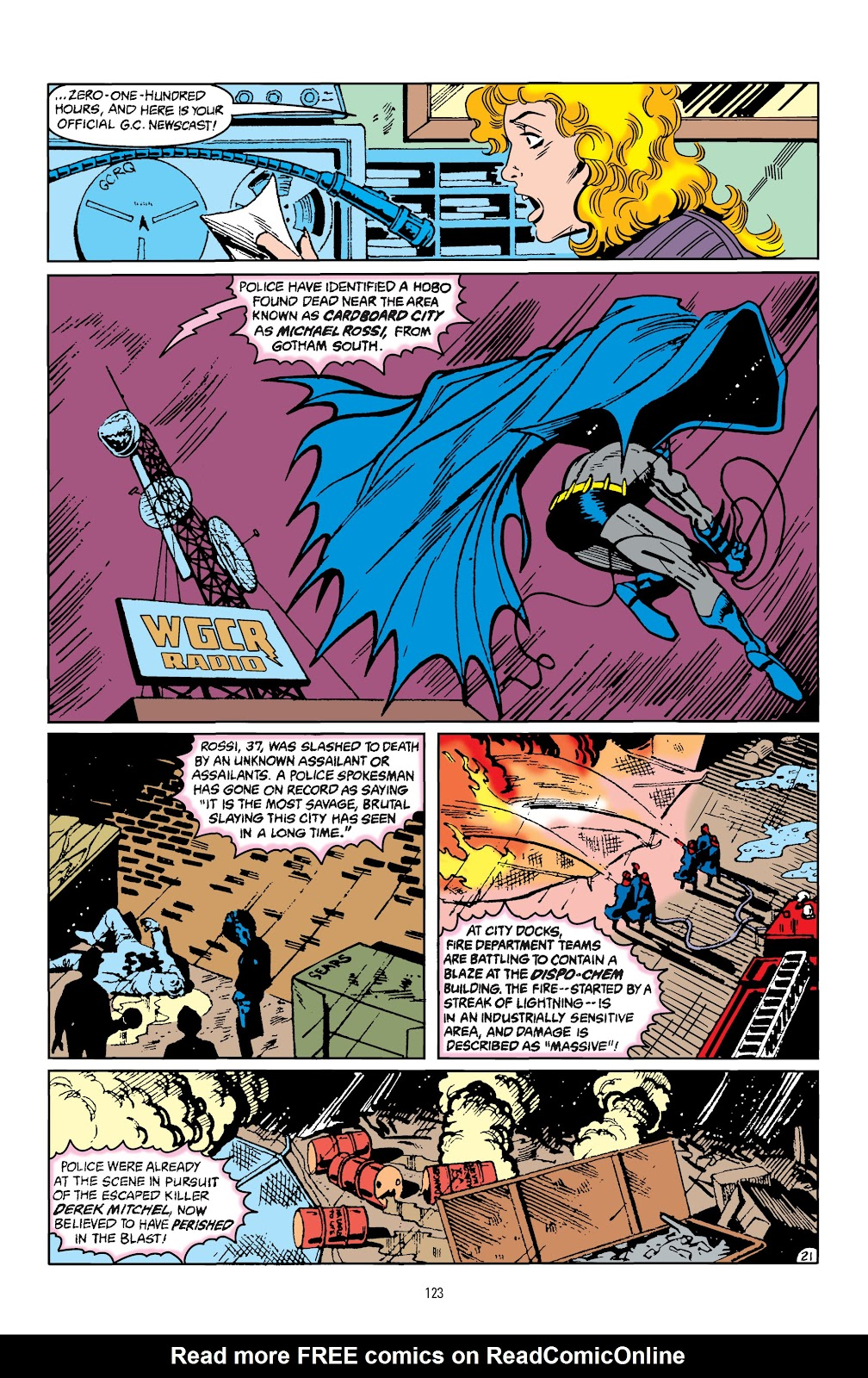 Read online Detective Comics (1937) comic -  Issue # _TPB Batman - The Dark Knight Detective 2 (Part 2) - 25