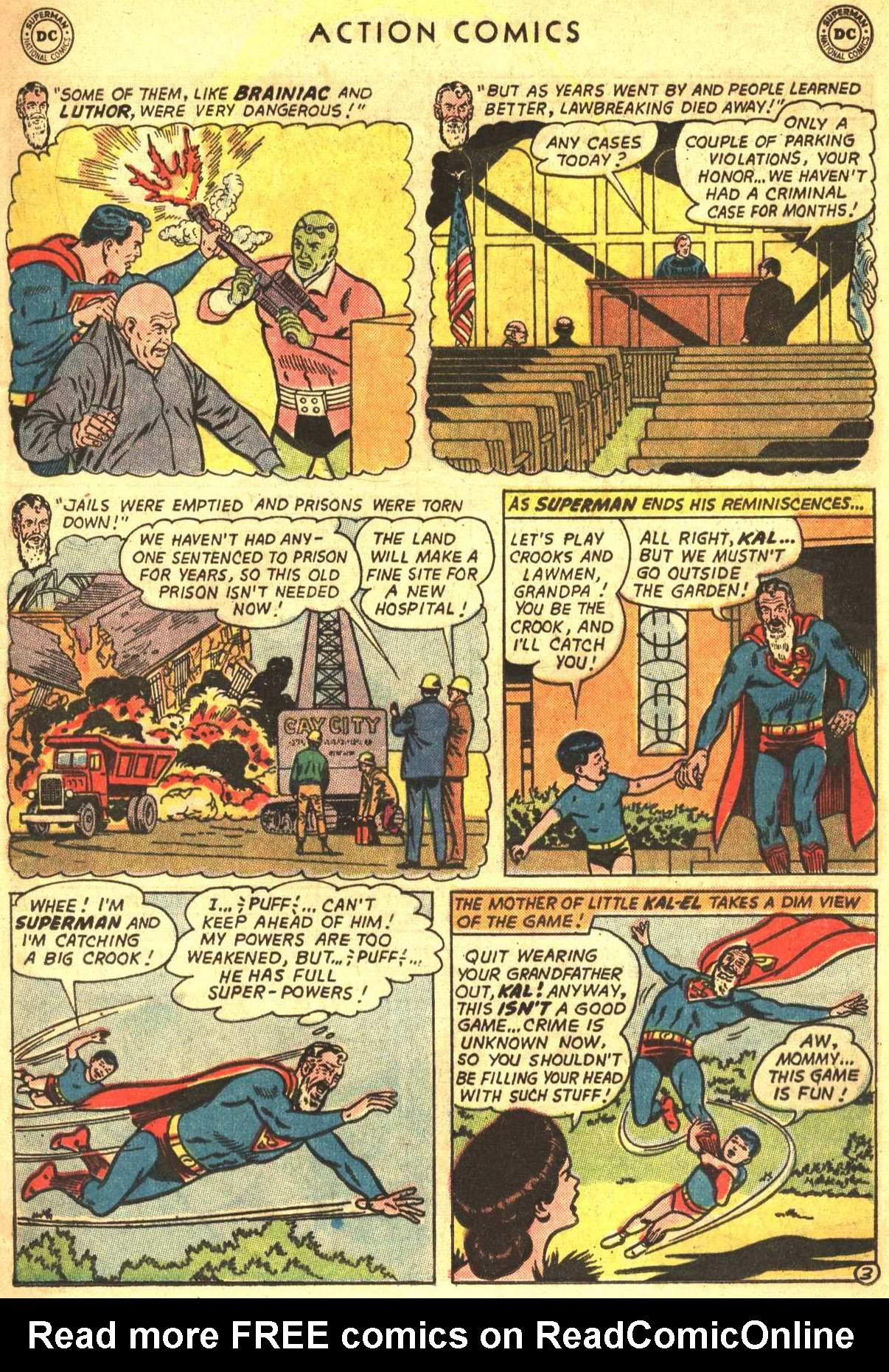 Read online Action Comics (1938) comic -  Issue #327 - 5