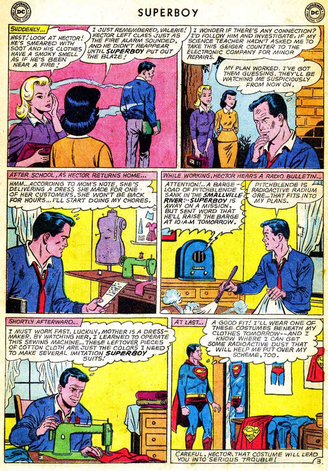 Superboy (1949) issue 116 - Page 12
