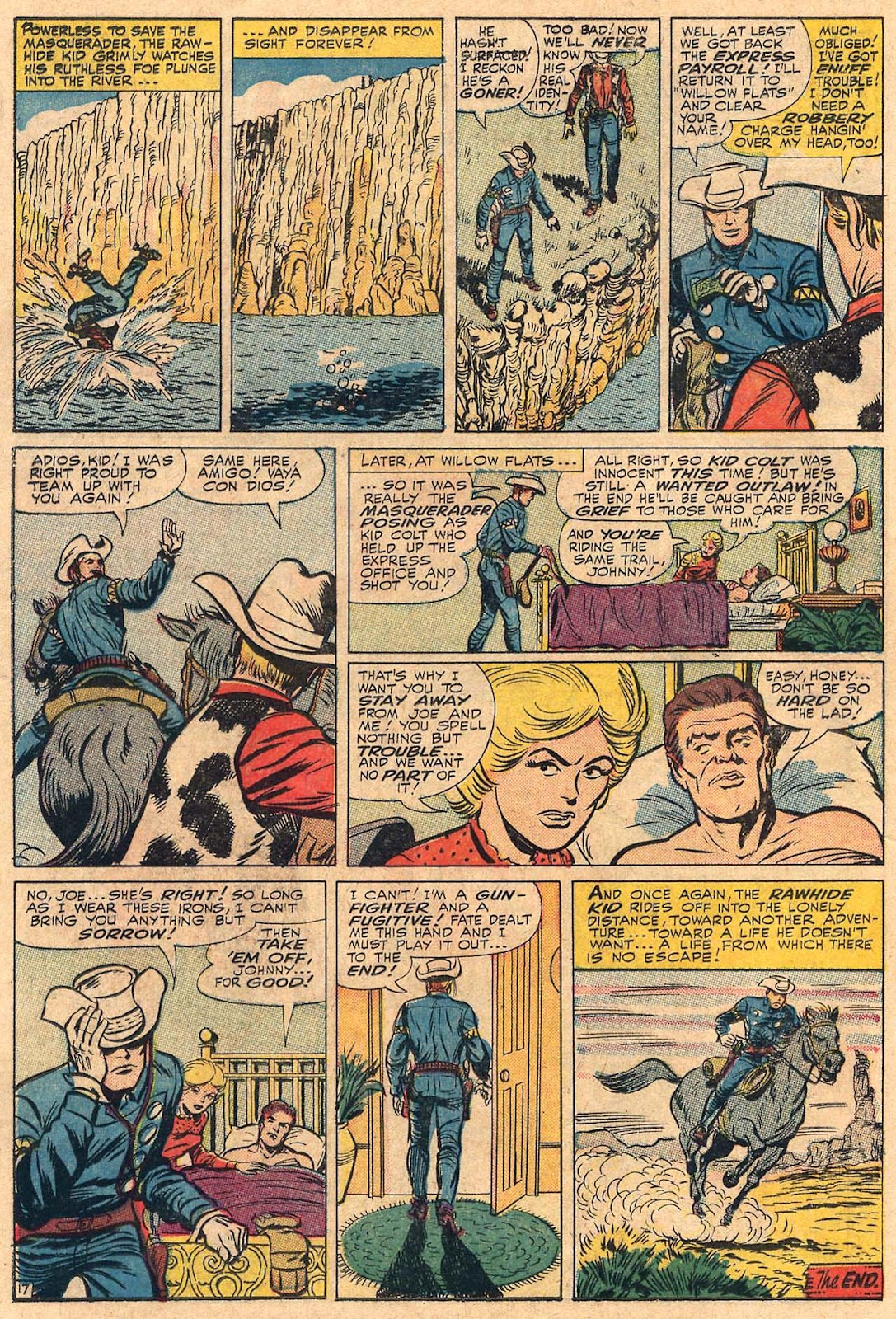 The Rawhide Kid (1955) issue 50 - Page 22