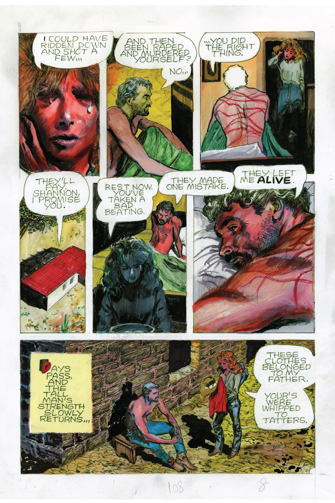 Read online Doug Wildey's Rio: The Complete Saga comic -  Issue # TPB (Part 3) - 52