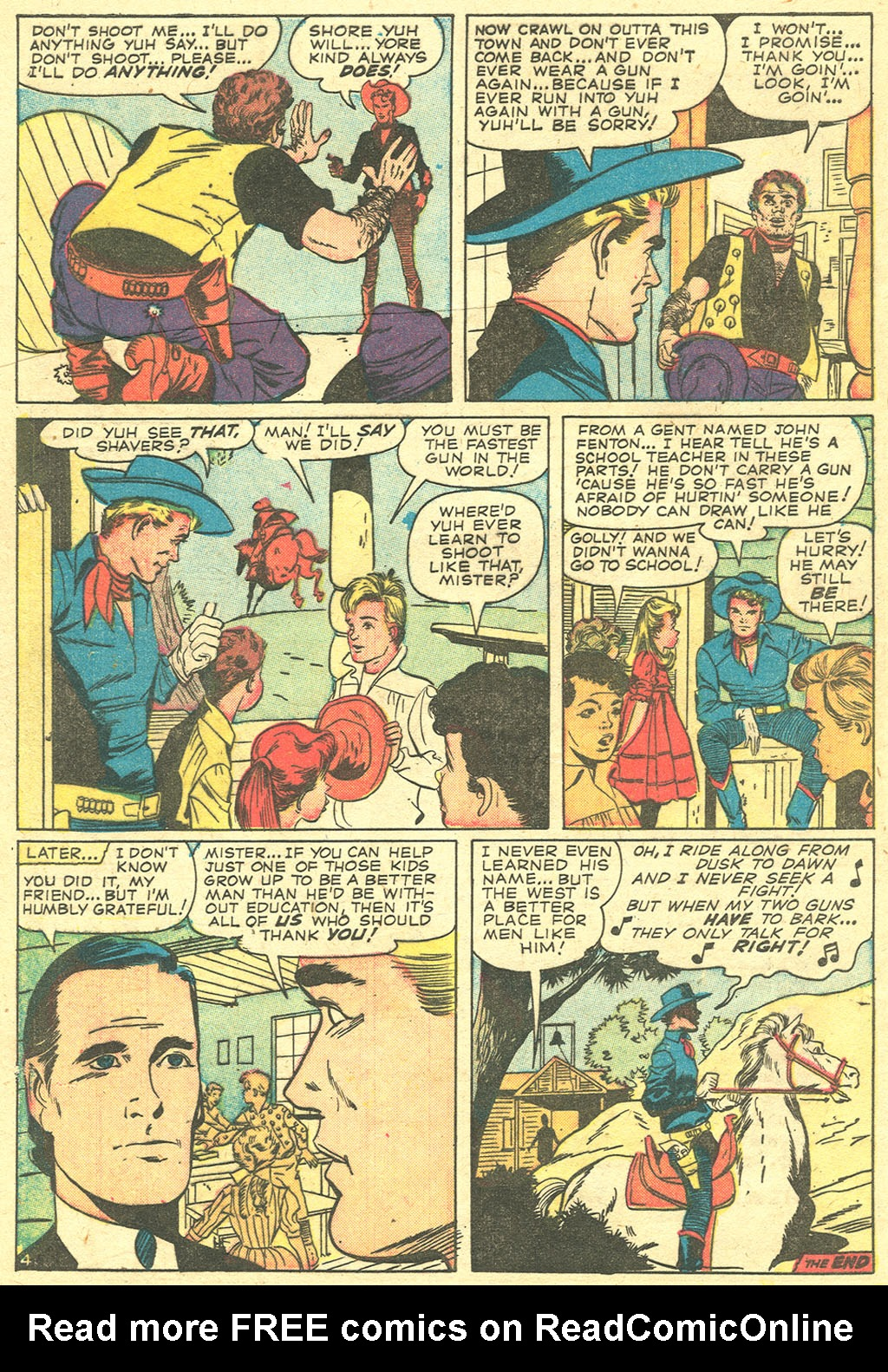 Read online Two-Gun Kid comic -  Issue #47 - 32