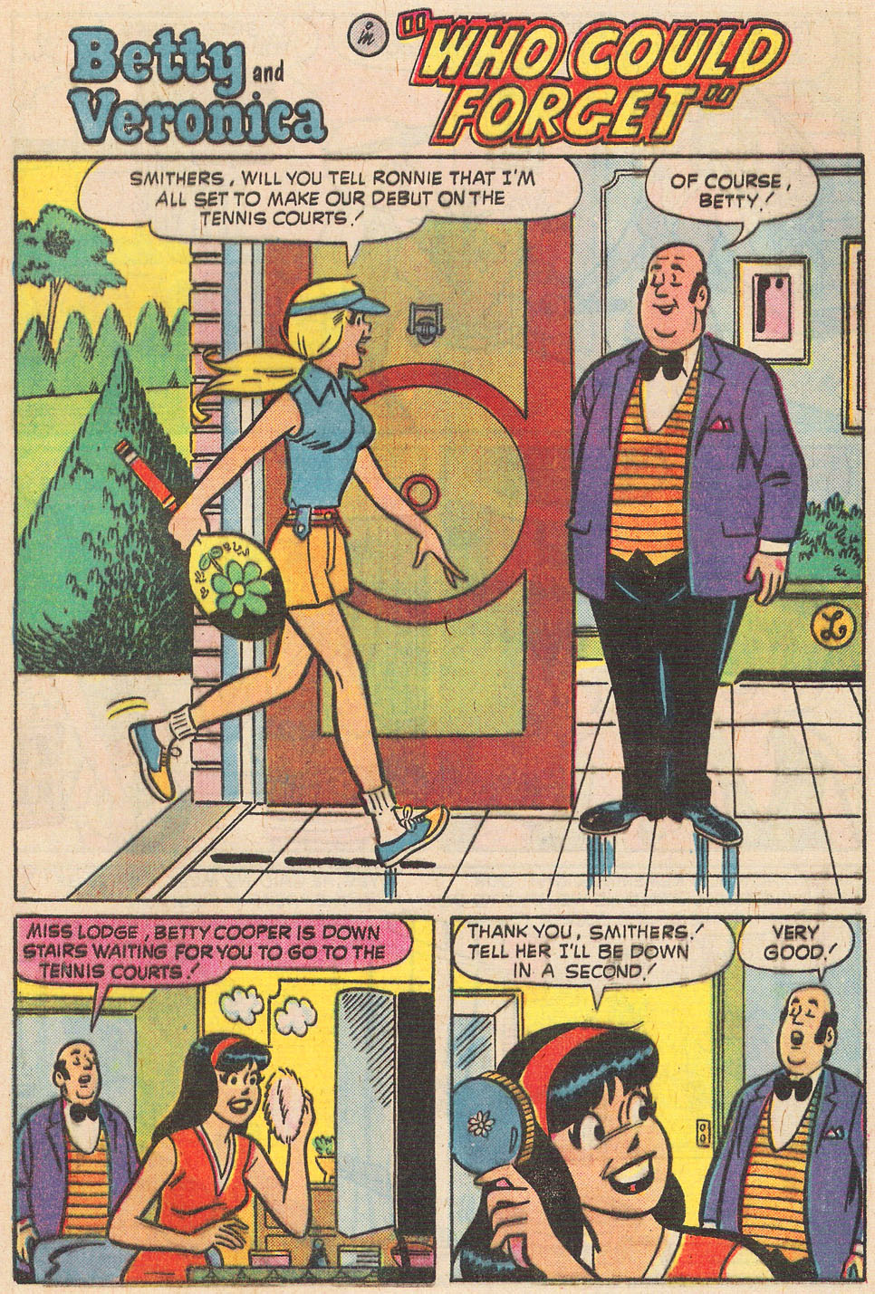 Read online Archie's Girls Betty and Veronica comic -  Issue #237 - 28