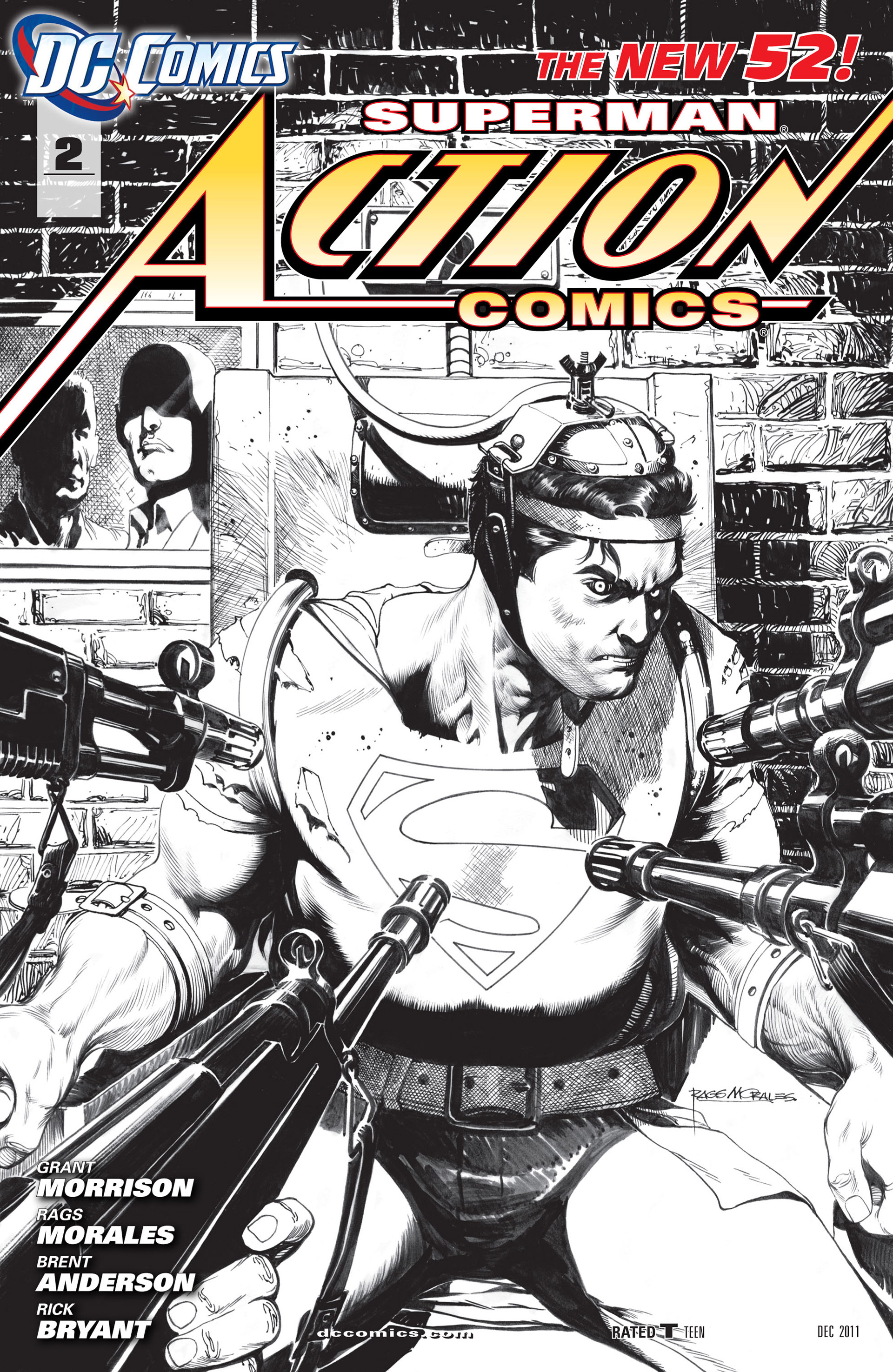 Read online Action Comics (2011) comic -  Issue #2 - 3