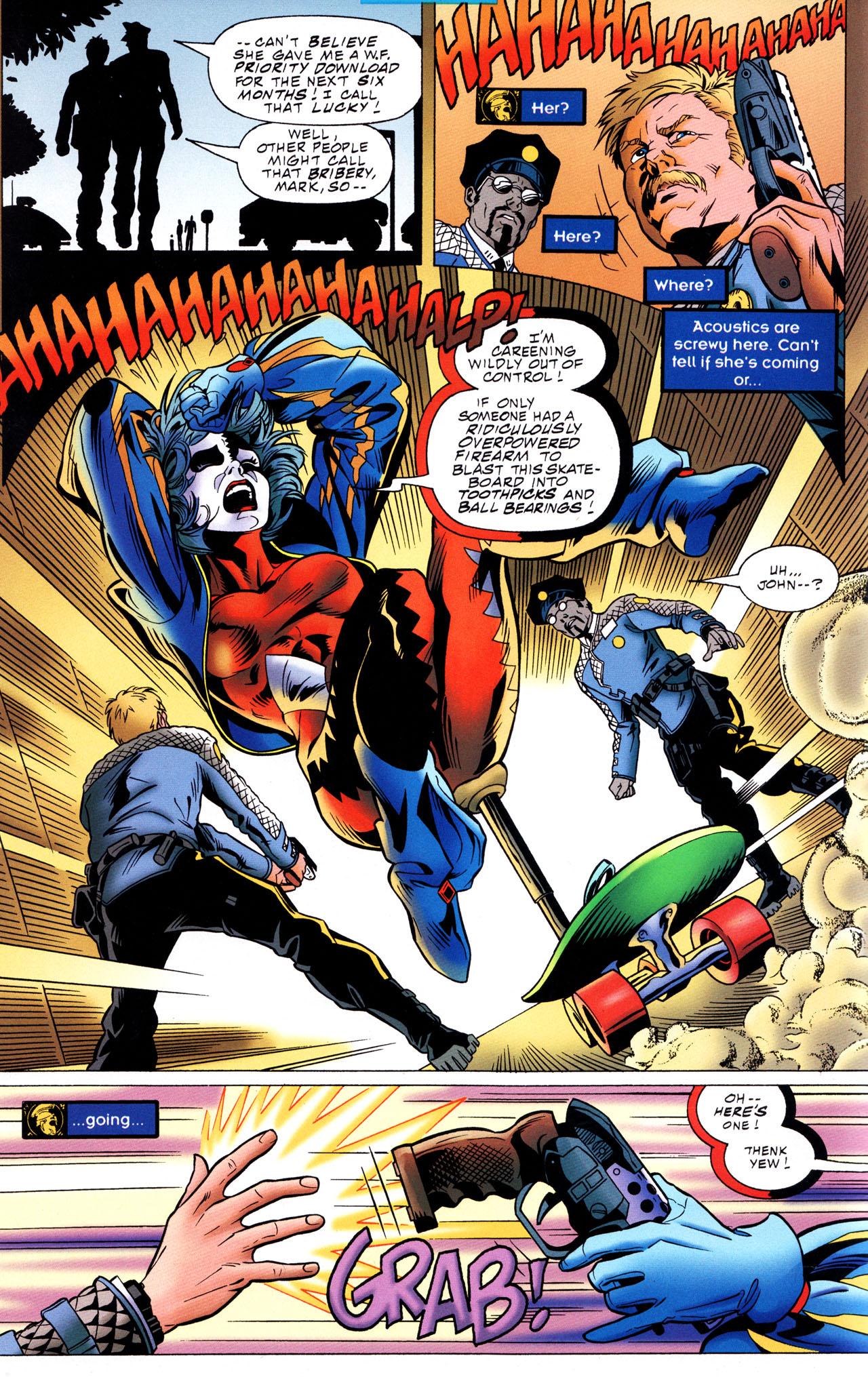 Read online Tangent Comics/ The Joker comic -  Issue # Full - 13