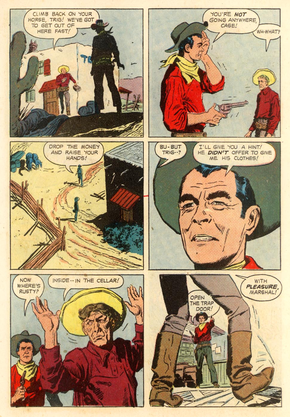 Four Color Comics issue 768 - Page 34