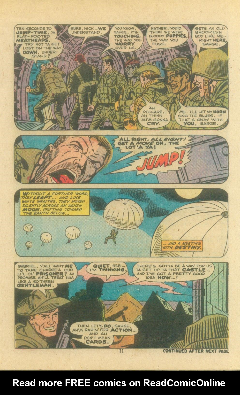 Read online Sgt. Fury comic -  Issue #119 - 13