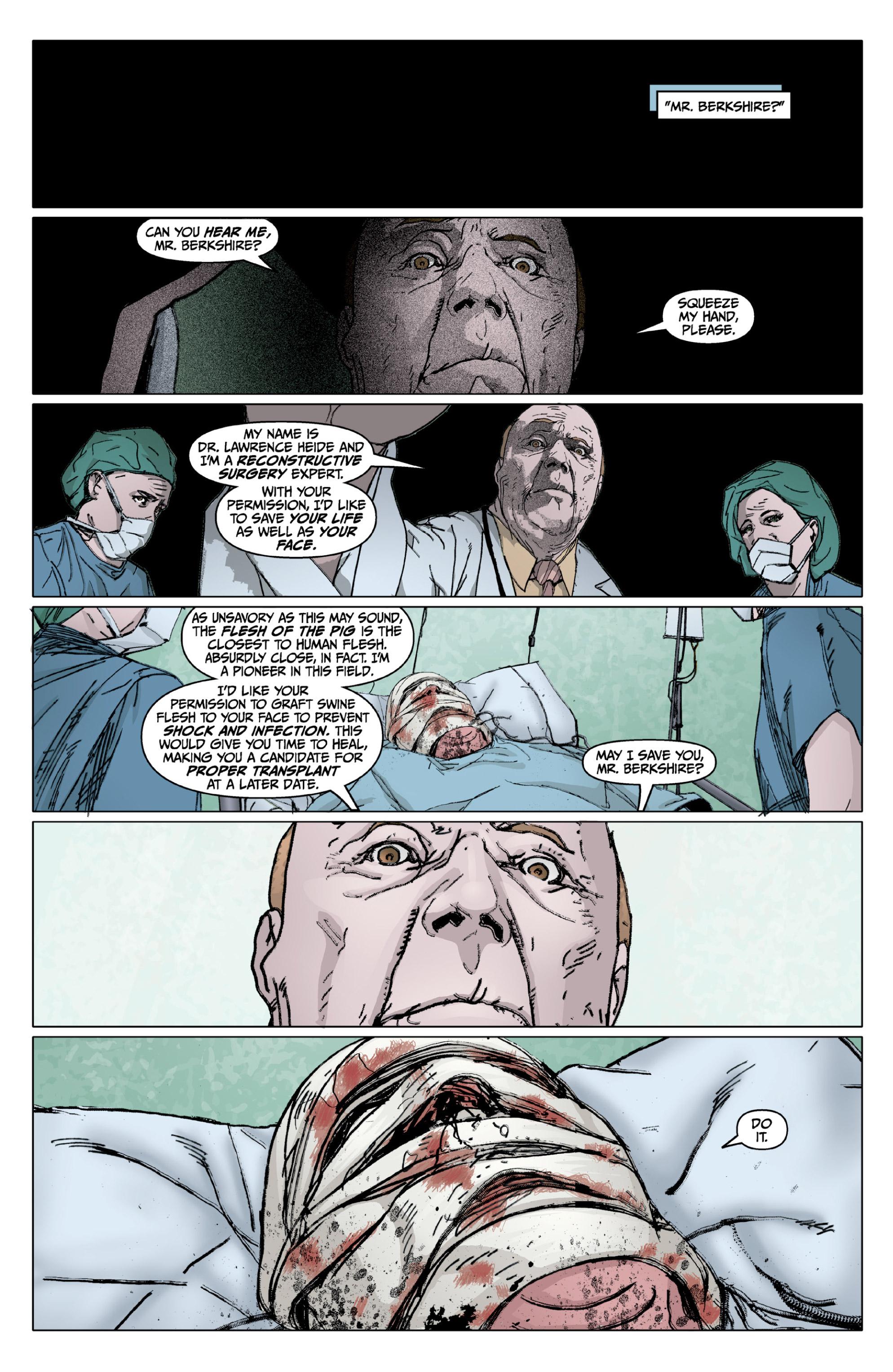 Read online X: Big Bad comic -  Issue # Full - 75