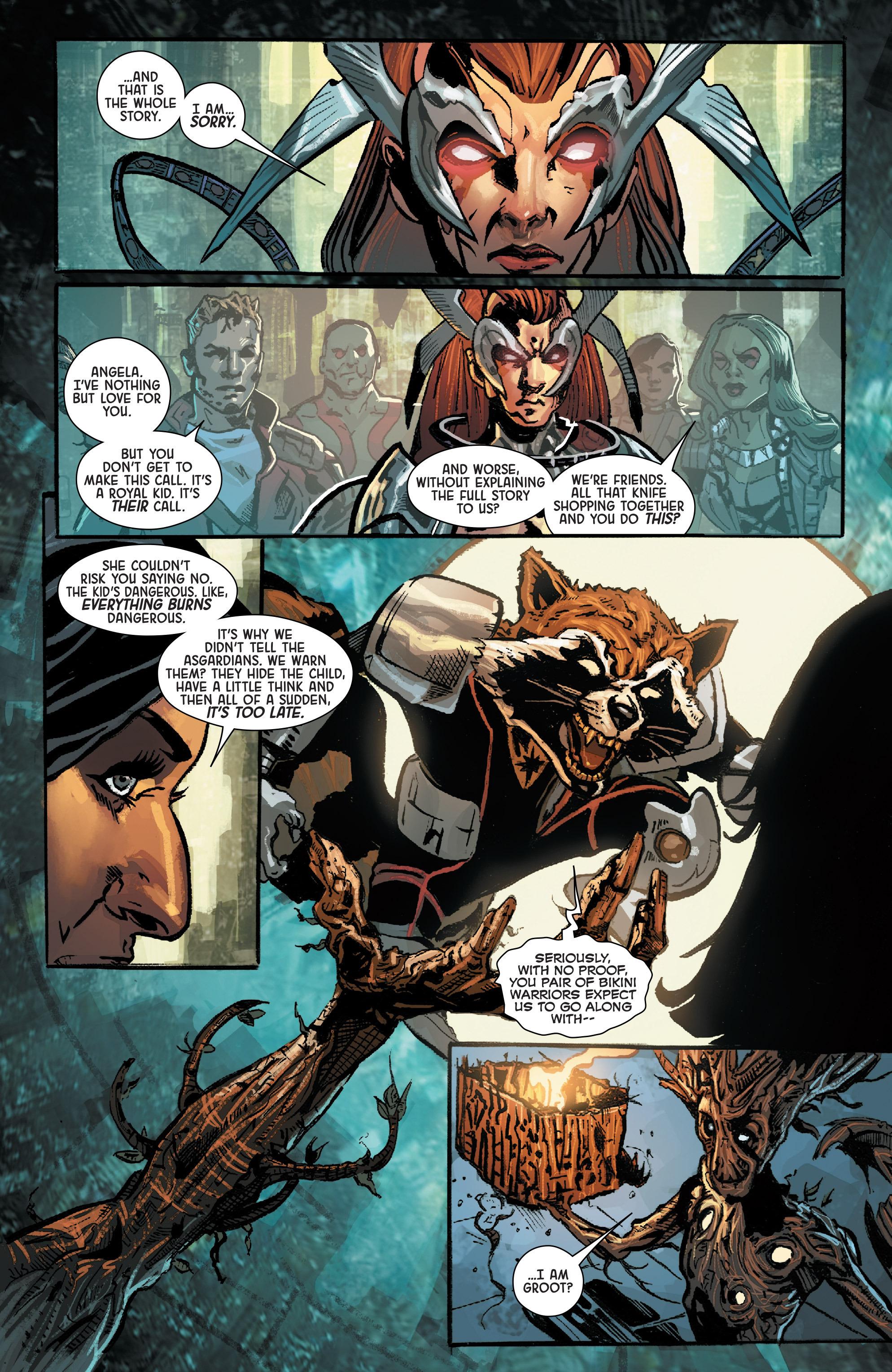 Read online Angela: Asgard's Assassin comic -  Issue #4 - 19
