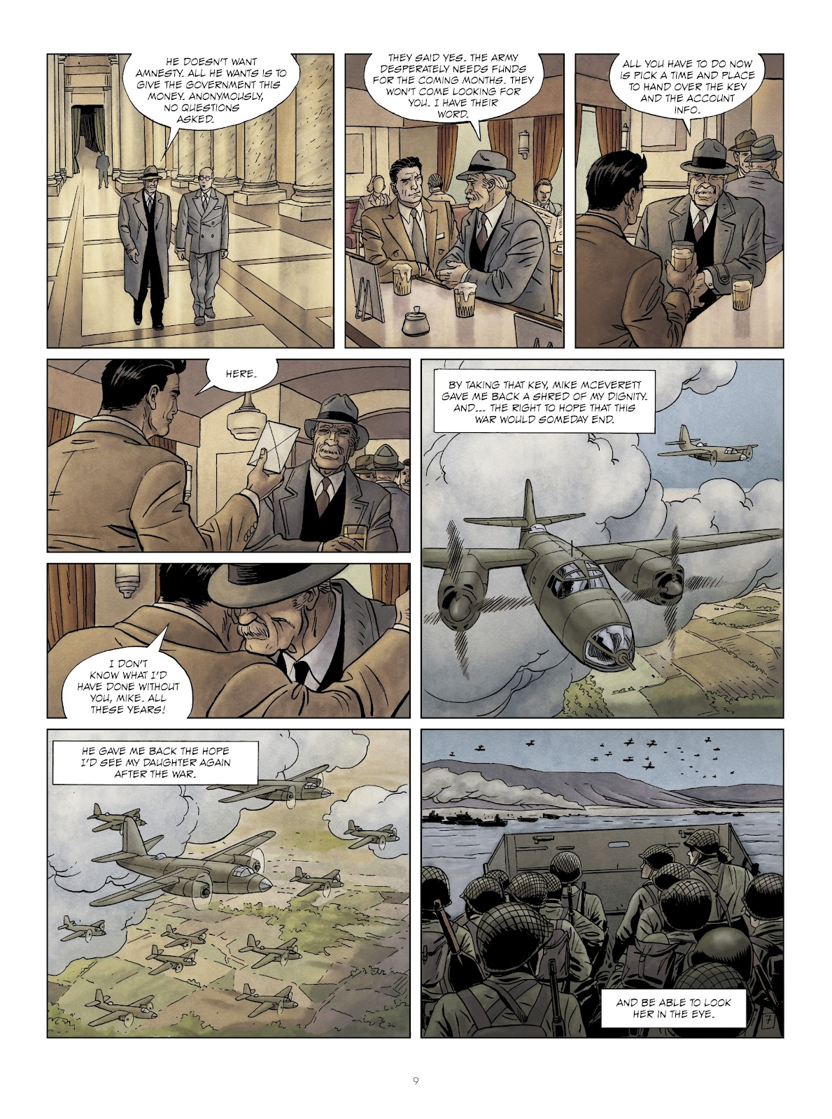 Read online Sherman comic -  Issue #6 - 9