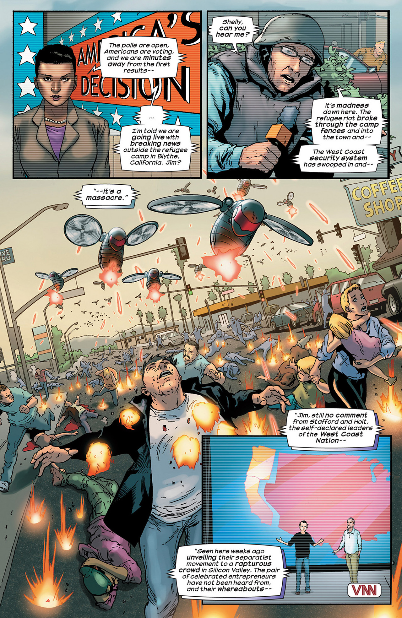 Read online Ultimate Comics Ultimates comic -  Issue #15 - 11