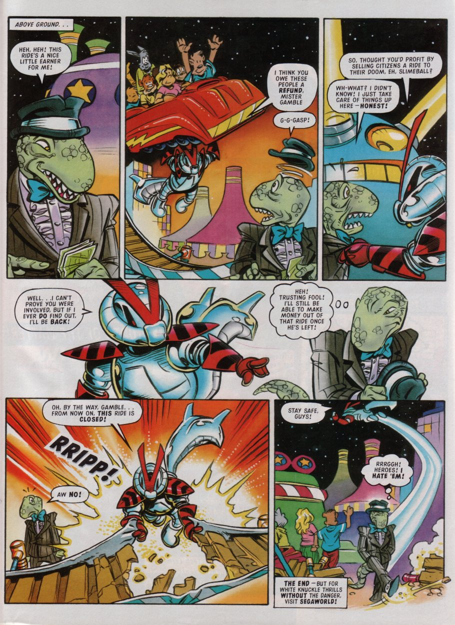 Read online Sonic the Comic comic -  Issue #85 - 30