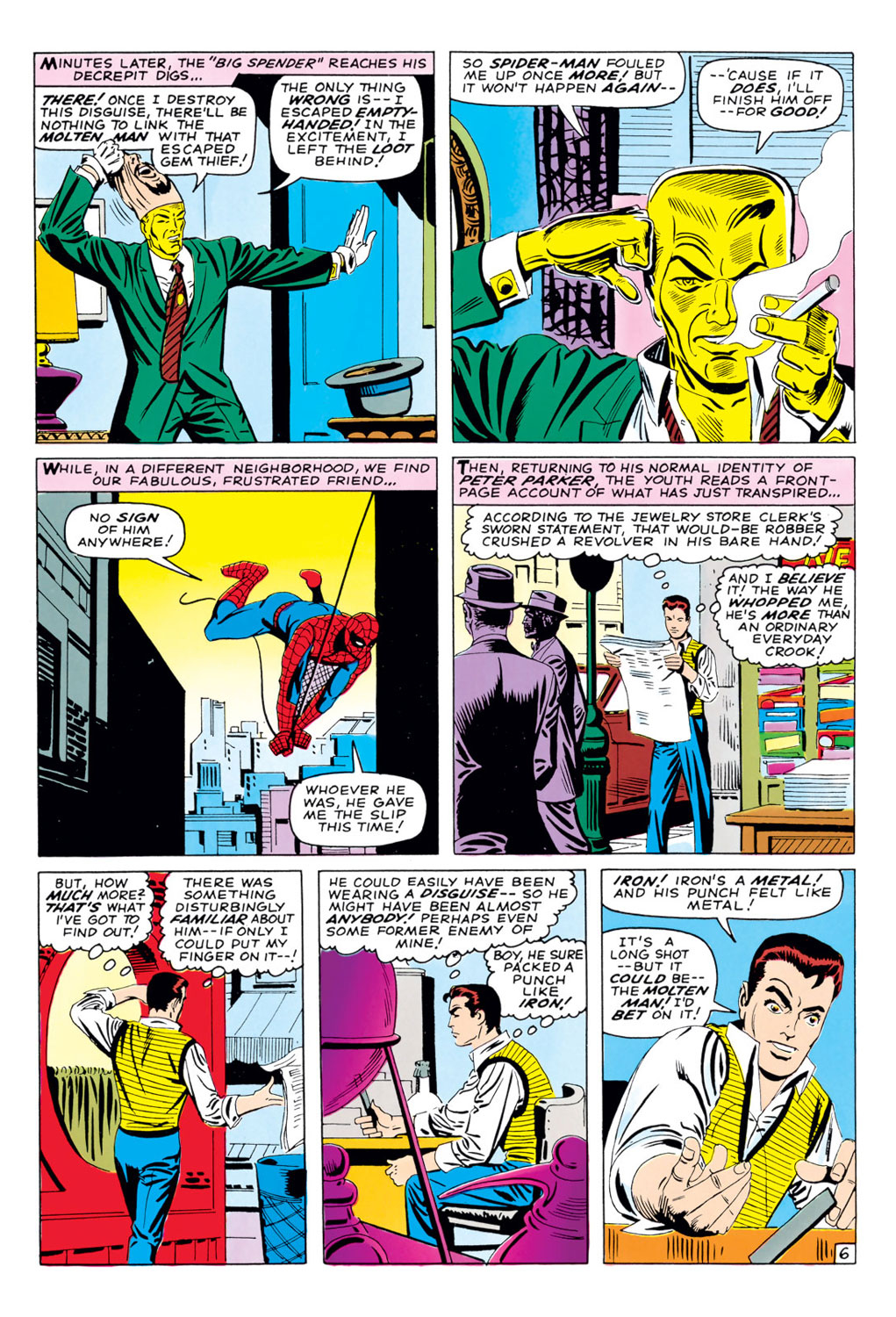 The Amazing Spider-Man (1963) 35 Page 6