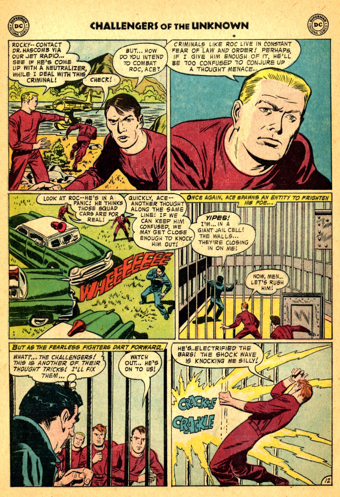 Challengers of the Unknown (1958) issue 2 - Page 28