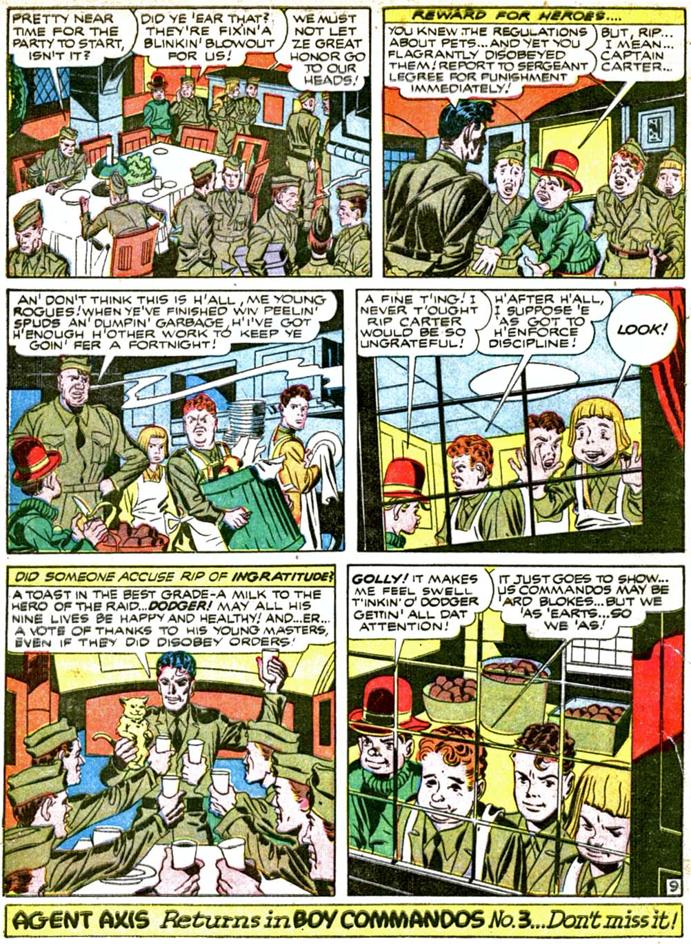 Boy Commandos issue 2 - Page 65