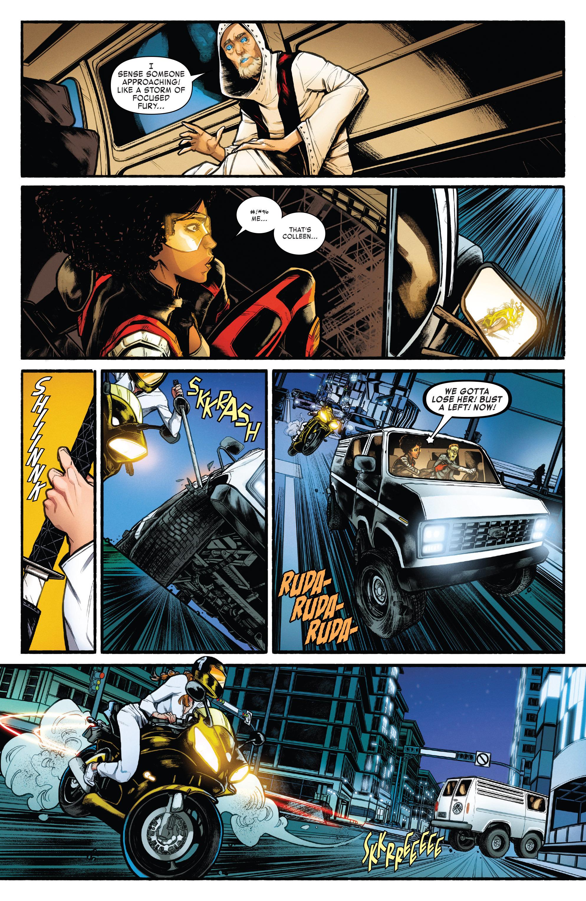 Read online Civil War II: Choosing Sides comic -  Issue #5 - 11