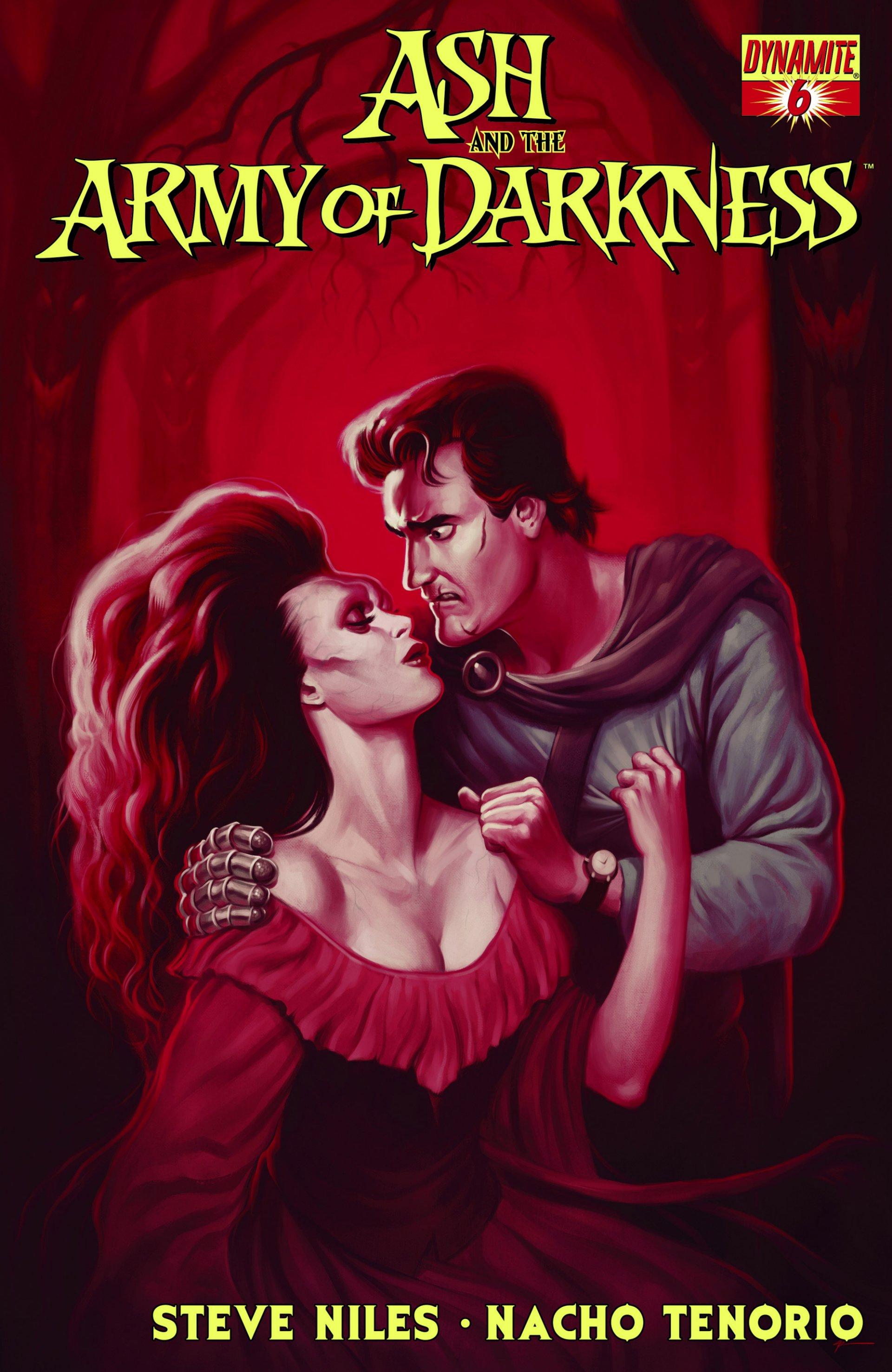 Read online Ash and the Army of Darkness comic -  Issue #6 - 1