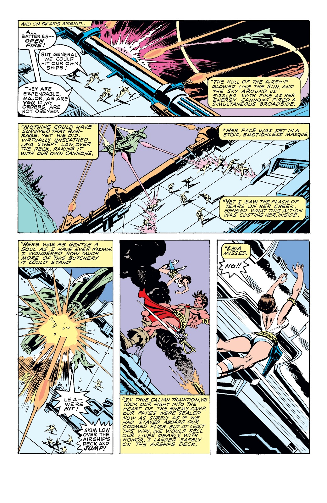 Read online Star Wars Legends: The Original Marvel Years - Epic Collection comic -  Issue # TPB 3 (Part 4) - 42