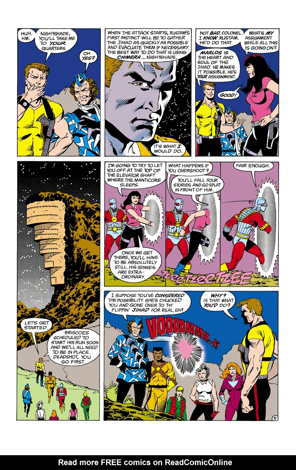 Suicide Squad (1987) Issue #2 #3 - English 6